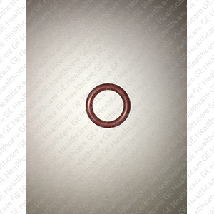 O-ring - 17.6 OD, 12.37 ID, BCG Silicone durometer 40-112