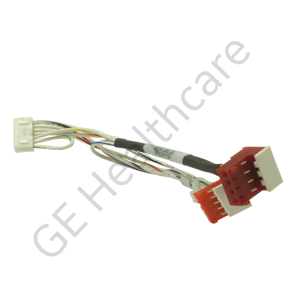 Harness Cable to PS/Printed circuit Board (PCB) LED and Motor RoHS