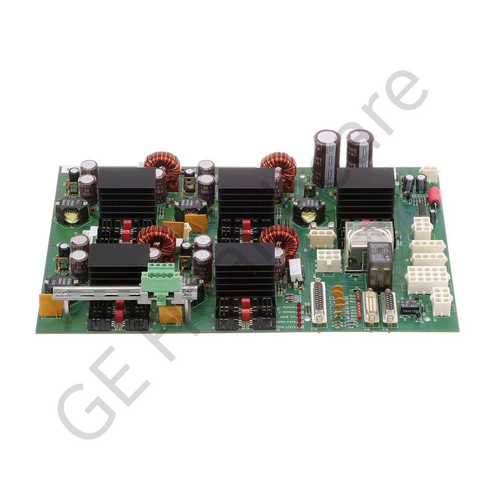 Power Supply Board - MG